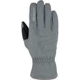 Roeckl Kuka Gloves dark grey